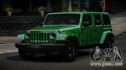 Jeep Wrangler US S2 for GTA 4