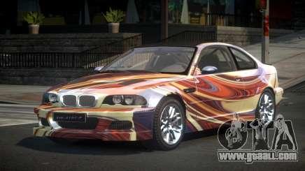 BMW M3 SP-U S5 for GTA 4