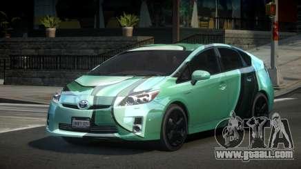 Toyota Prius US S7 for GTA 4