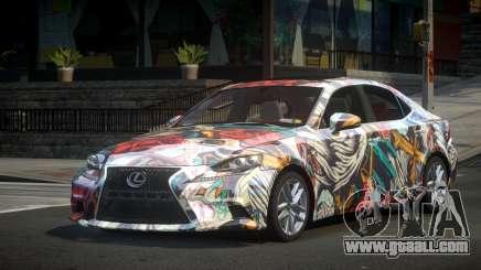 Lexus IS350 GT S10 for GTA 4