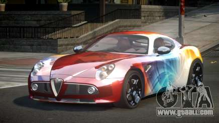 Alfa Romeo 8C Qz S1 for GTA 4