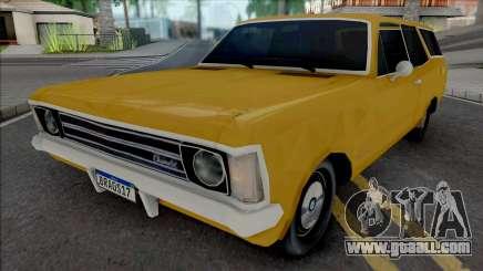 Chevrolet Opala Caravan Especial 1972 for GTA San Andreas