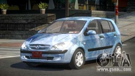 Hyundai Getz GS PJ8 for GTA 4
