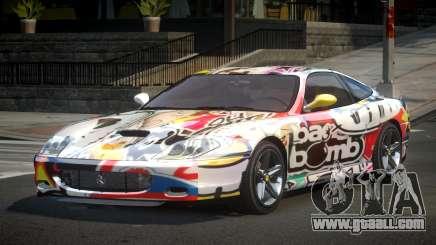 Ferrari Type F133 S7 for GTA 4