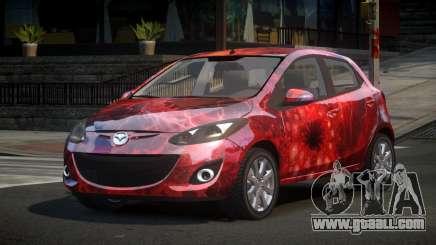 Mazda 2 U-Style S7 for GTA 4