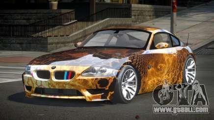 BMW Z4 Qz S10 for GTA 4