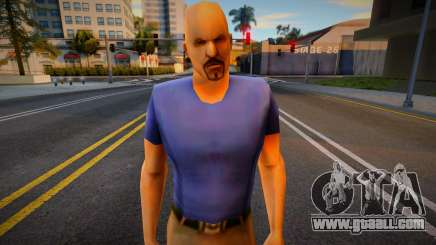 VCS Vance Gang v4 for GTA San Andreas