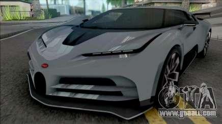 Bugatti Centodieci EB110 Homage 2019 for GTA San Andreas