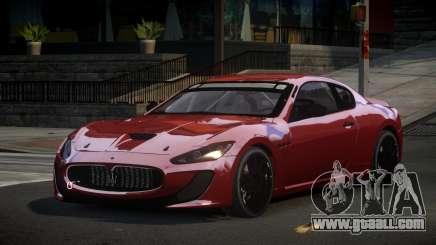Maserati Gran Turismo US for GTA 4