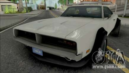 Dodge Charger RT 1969 Widebody for GTA San Andreas
