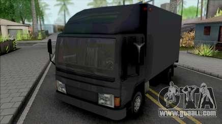 Mule DFT-30 Tipo Cava for GTA San Andreas