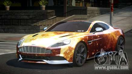 Aston Martin Vanquish Zq S8 for GTA 4