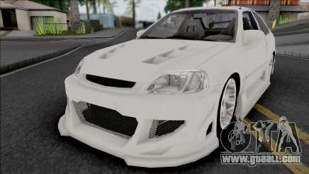 Honda Civic Tuned (NFS Underground) for GTA San Andreas