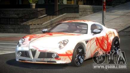 Alfa Romeo 8C Qz S3 for GTA 4