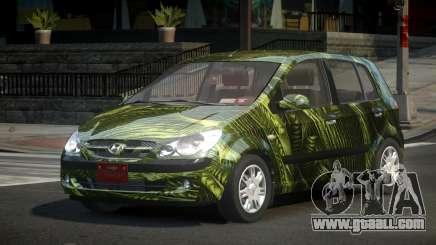 Hyundai Getz GS PJ5 for GTA 4