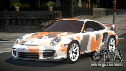 Porsche 911 GS-U S8 for GTA 4