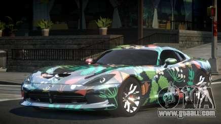 Dodge Viper SRT US S6 for GTA 4