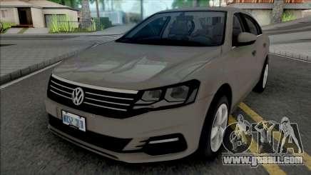 Volkswagen Lavida 2017 for GTA San Andreas
