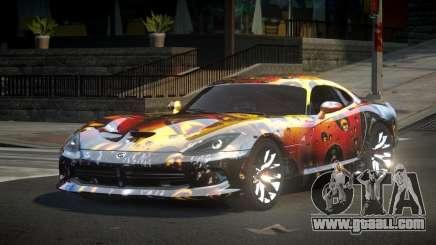 Dodge Viper SRT US S2 for GTA 4