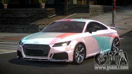 Audi TT Qz S3 for GTA 4