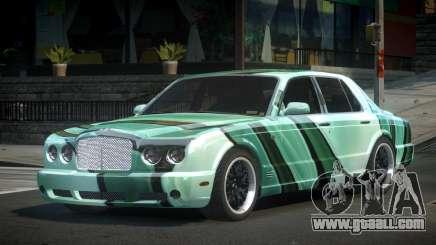 Bentley Arnage Qz S9 for GTA 4