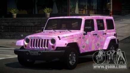 Jeep Wrangler US S3 for GTA 4