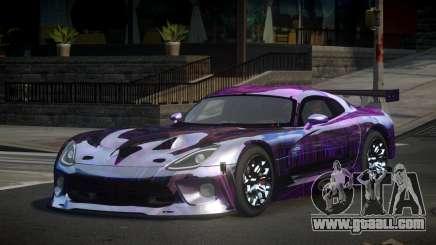 Dodge Viper G-Tuning PJ5 for GTA 4