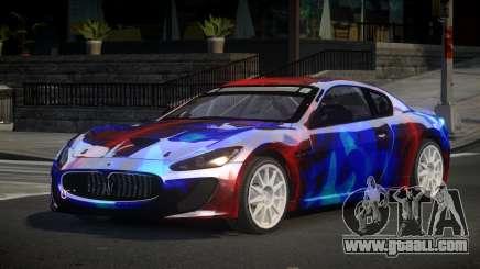 Maserati Gran Turismo US PJ1 for GTA 4