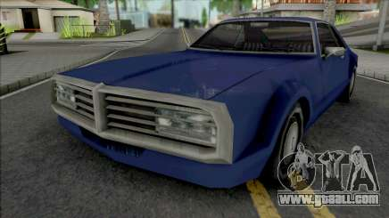Classique Merida for GTA San Andreas