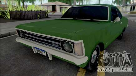 Chevrolet Opala Coupe Especial 1972 for GTA San Andreas