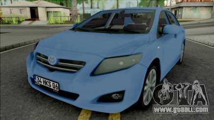 Toyota Corolla 1.4 for GTA San Andreas