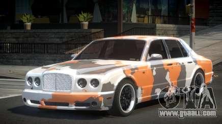 Bentley Arnage Qz S8 for GTA 4