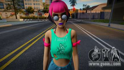 Fortnite - Sunny v4 for GTA San Andreas