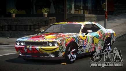 Dodge Challenger BS SRT8 S5 for GTA 4