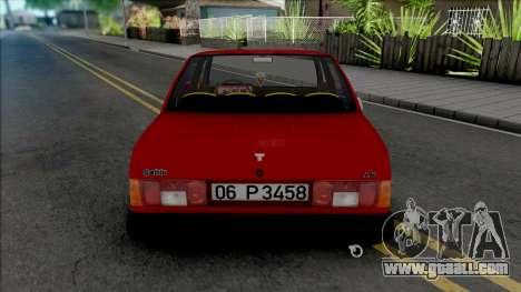 Tofas Sahin 1988 for GTA San Andreas