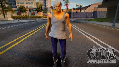 Lee New Clothing 7 for GTA San Andreas
