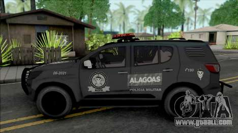 Chevrolet Trailblazer BOPE PMAL for GTA San Andreas
