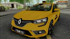 Renault Megane Taksi (MRT)