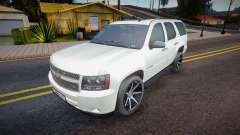 Chevrolet Tahoe LTZ 2008 (good textures)