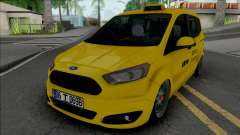 Ford Tourneo Courier Taksi (MRT) for GTA San Andreas