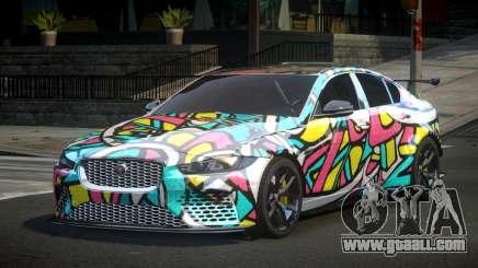 Jaguar XE Qz S7 for GTA 4