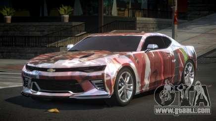Chevrolet Camaro SP-U S7 for GTA 4