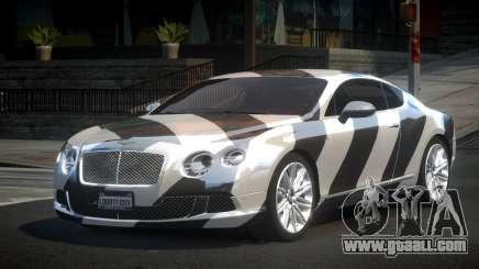Bentley Continental Qz S7 for GTA 4