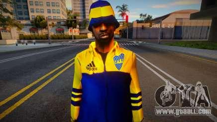 Bmyst de Boca for GTA San Andreas