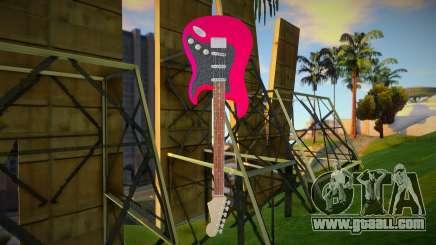 Stratocaster for GTA San Andreas