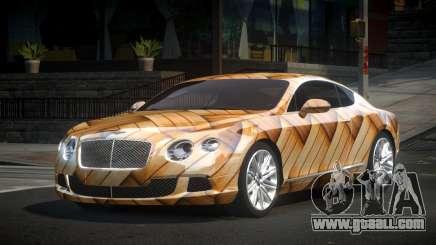 Bentley Continental Qz S3 for GTA 4