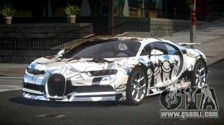 Bugatti Chiron U-Style S3 for GTA 4