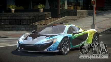 McLaren P1 U-Style S1 for GTA 4