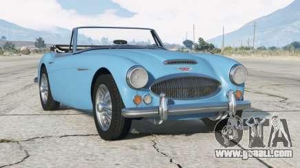 Austin-Healey 3000 (MkIII) 1964〡add-on for GTA 5