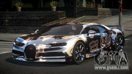 Bugatti Chiron GT S5 for GTA 4